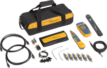 Fluke Networks MS2 Pro. Kit